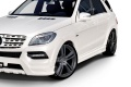 Mercedes ML/GLE-klasse W166 2011-  Расширители арок Carlsson