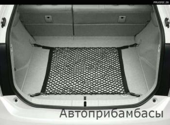 Avensis prado prius 09 сетка в багажник гориз