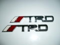 Брелок TRD (Toyota Racing Development)