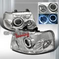 03-06 Ford Expedition Halo Projector Headlights