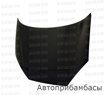 OEM-style carbon fiber hood for 2000-2004 Ford Focus