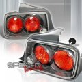 05-07 Ford Mustang Euro Tail Lights - Carbon