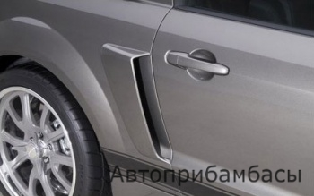 Cervini's C-Series Lower Side Scoops (05-09)