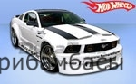 Ford Mustang 05-07 Hot Wheels Widebody Complete Body Kit - 8 Piece