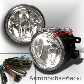 98-02 Honda Accord Factory Style Fog Lights