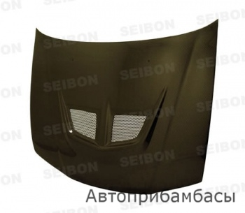 EVO-style carbon fiber hood for 1994-1997 Honda Accord
