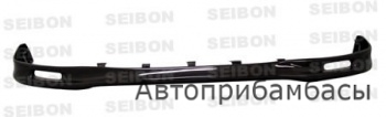SP-style carbon fiber front lip for 1996-1997 Honda Accord