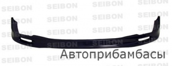 SP-style carbon fiber front lip for 1998-2000 Honda Accord 2dr
