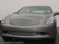 2007 INFINITI G35 S SEDAN 2PC POLISHED BILLET GRILLE