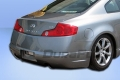 Накладка Infiniti G35 03-07 (2DR) Wings