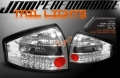 98-04 AUDI A6 ALTEZZA TAIL LIGHTS LIGHT CH 99 00 01 02