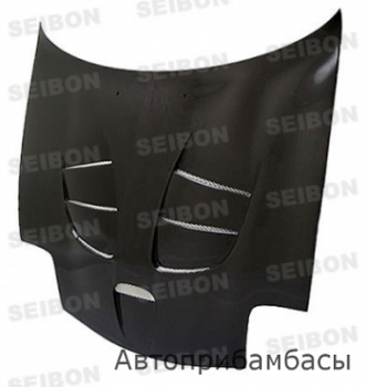 ST-style carbon fiber hood for 1993-1996 Mazda RX-7