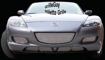 04-07 Mazda RX-8 Grille