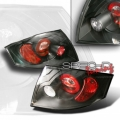 Audi TT Euro Tail Lights - JDM Black