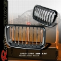 92-96 BMW E36 CHROME GRILL