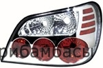 02-03 Subaru Impreza TYC Tail Lights (Pair)