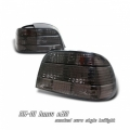95-01 BMW E38 Euro Tail Lights - Smoke