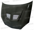 EVO-style carbon fiber hood for 2002-2006 Acura RSX