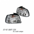 97-01 BMW E39 Euro Tail Lights - Clear