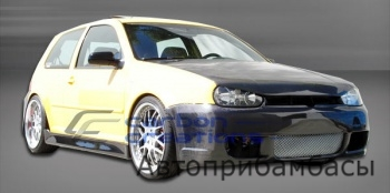 1999-2006 Volkswagen Golf GTI Carbon Creations R32 Complete Body Kit