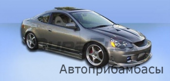 Пороги Acura RSX 02-04 Wing