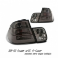 99-01 BMW E46 4DR Euro Tail Lights - Smoke