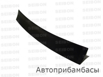 ST-style carbon fiber rear spoiler for 2005-2006 Ford Mustang