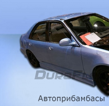Пороги honda civic 92 95 4dr m3