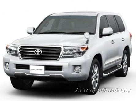 Комплект Toyota Original Luxury SUV для LC200 2012