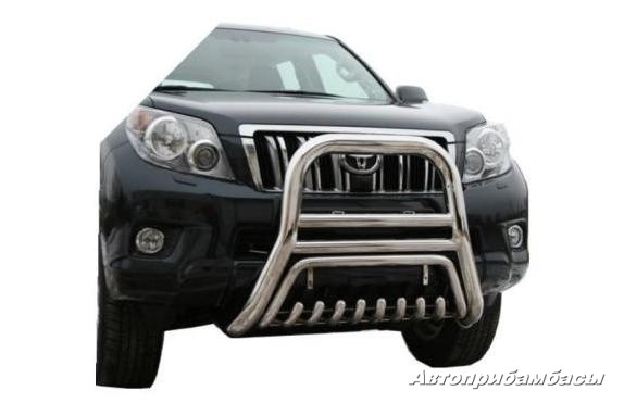 Toyota Land Cruiser Prado 150 2009-2013 Дуга высокая 76+51мм Toyota. NL1555110