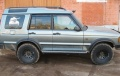 Land Rover Discovery-2 1999-2004 Пороги силовые