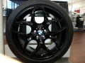 BMW X5 F15 2013- ДИСК КОЛЕСНЫЙ R21 Double-Spoke 215 Black (зад)