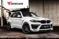 BMW X5 F15 2013- F15/F85 Комплект обвеса Minimum set RENEGADE (черные насадки)