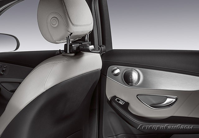 Mercedes C-klasse W205 2014- Крючок для сумок, Style & Travel Equipment